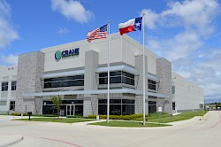 Picture of Crane Worldwide Logistics office in Dallas TX