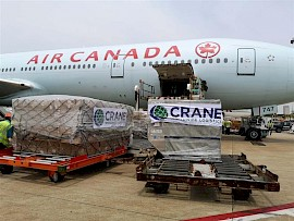 Air Canada & Crane Worldwide