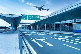 Flughafen Shanghai Pudong