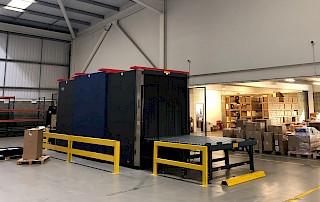 Bild der Ladungssiebausrüstung