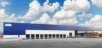 Tilburg Warehouse mit Cross Dock