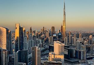 Logistikeinrichtung im Stadtzentrum von Dubai in der Nähe des Flughafens DXB