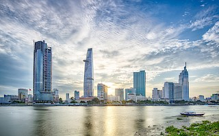 Ho-Chi-Minh-Skyline