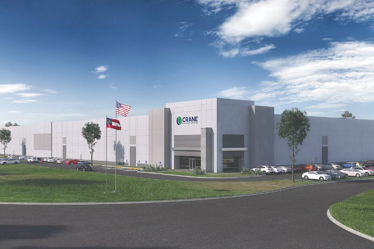 New Facility in Savannah - Crane Worldwide Logistics