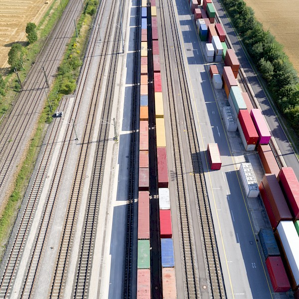 Read article: Rail Freight Update - China to Europe