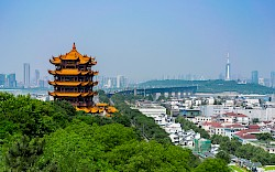 Picture of Wuhan China