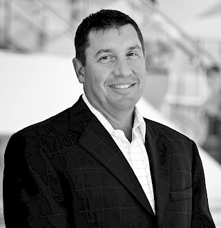 Keith Winters, director ejecutivo de Crane Worldwide Logistics