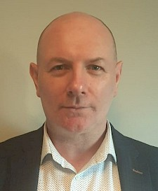 Jason Stretton, Regional Vice President Crane Worldwide