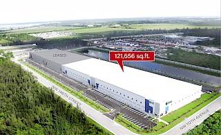 Miami Lager Crane Worldwide Logistics