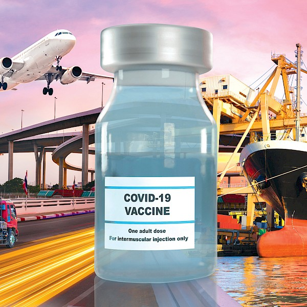 Artikel lesen: COVID-19 Vaccine Logistics