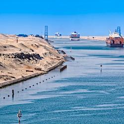 Leer artículo: Actualización del Canal de Suez