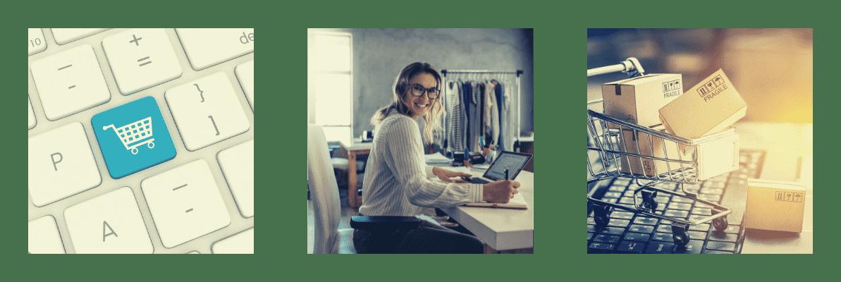 E-Commerce-Logistiklösungen für Geschäftsinhaber
