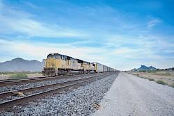 auf Gleisen trainieren