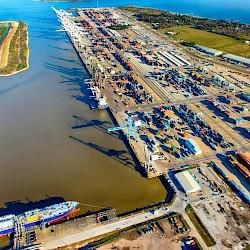 Leggi l'articolo: Aggiornamento meteo di Port Houston settembre 2021